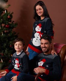 Jerséis tradicionales de navidad