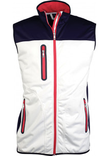 CHALECO SOFTSHELL TRICOLOR HOMBRE
