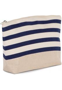 Estuche para accesorios - estampado marinero