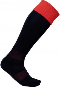 Calcetines deportivos bicolor