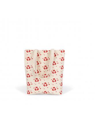 Bolsa de compras con un diseño