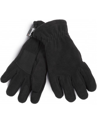 Guantes Thinsulate™ con forro polar