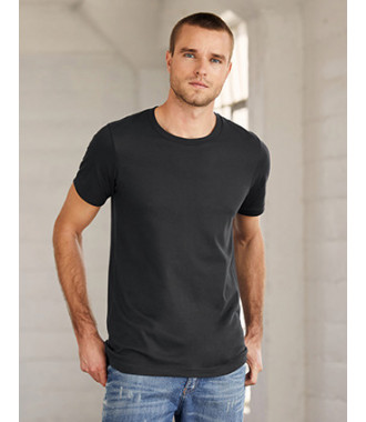Camiseta cuello redondo unisexo
