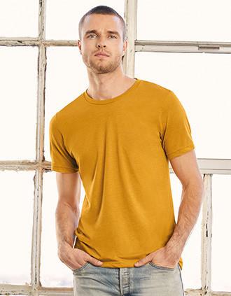 Camiseta Triblend cuello redondo