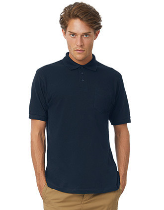 Polo Safran Pocket