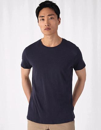 Camiseta Organic Slub Inspire hombre