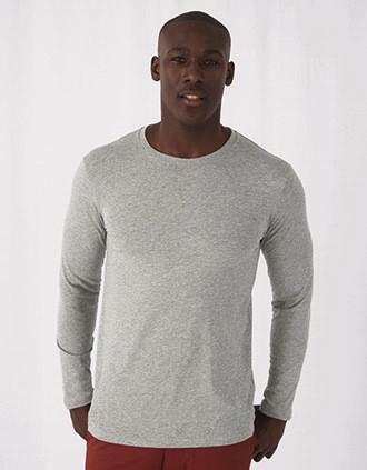 Camiseta orgánica Inspire manga larga hombre