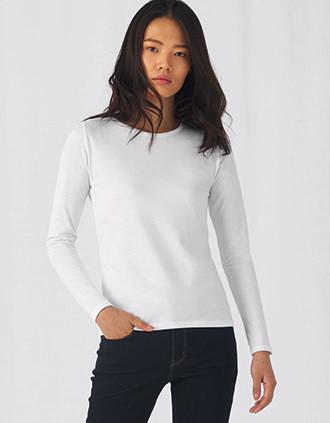 Camiseta #E190 manga larga mujer