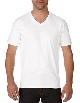 Camiseta Premium cuello de pico hombre