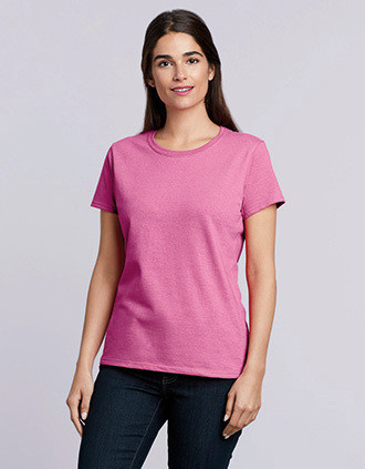Camiseta Heavy Cotton™ mujer