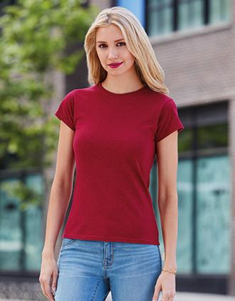 Camiseta Softstyle mujer