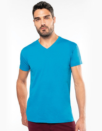 Camiseta BIO150 cuello de pico hombre