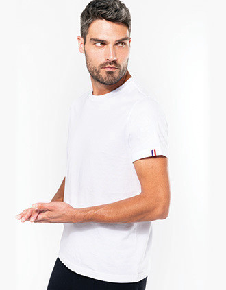 """Camiseta hombre Bio """"Origine France Garantie"""""""