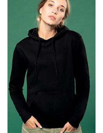 Sudadera con capucha de mujer