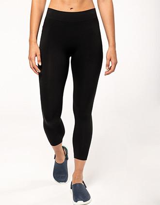 Leggings 7/8 sin costuras mujer