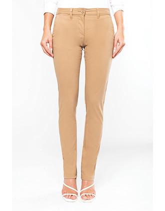 Pantalón Chino Mujer