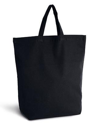 Bolsa de compras de algodón