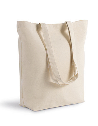 Bolsa tote de algodón orgánico