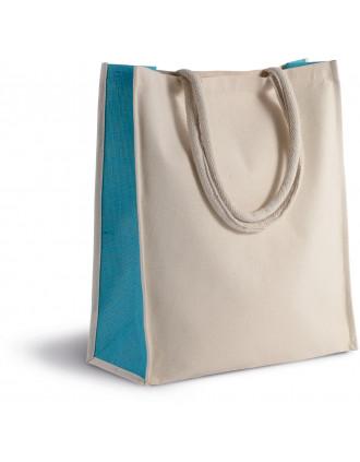Bolsa de algodón / yute de 23 L
