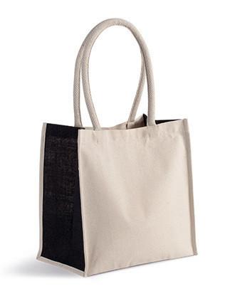 Bolsa de algodón / yute de 17 L