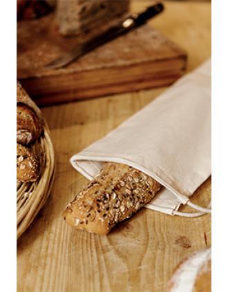 Bolsa para la baguette de algodón orgánico