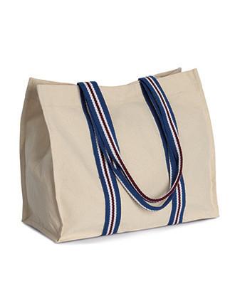 Bolsa de compras moda de algodón orgánico