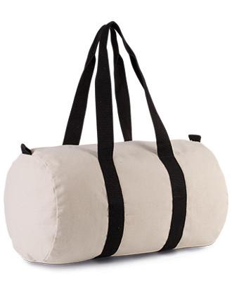 Bolso forrado con tela de algodón