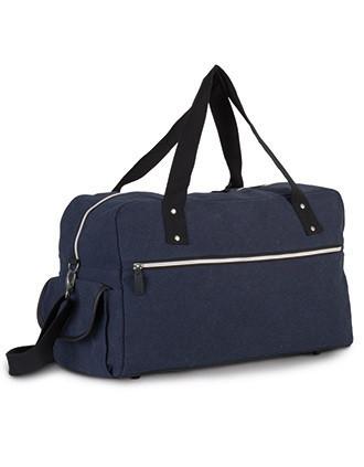 Bolsa de viaje de algodón canvas