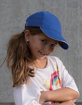 ORLANDO KIDS - GORRA NIÑOS 6 PANELES