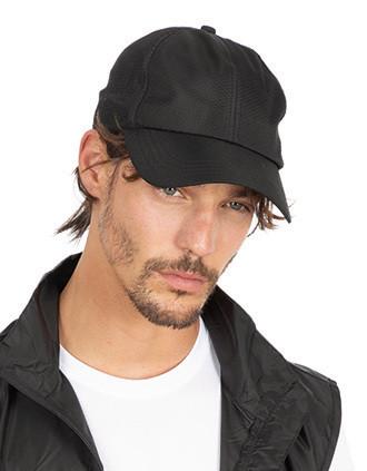Gorra deportiva con rejilla suave