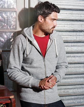 SUDADERA VINTAGE - CREMALLERA Y CAPUCHA para hombre