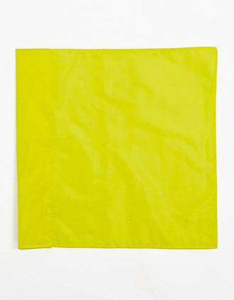 Bandera de esquina - lisa