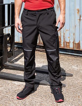 Pantalón de trabajo slim Softshell