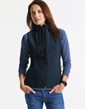 Chaleco Softshell mujer