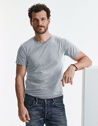 Camiseta HD cuello redondo hombre
