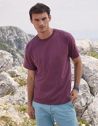 Camiseta Valueweight hombre (61-036-0)