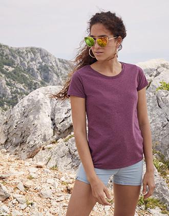 Camiseta Valueweight mujer (61-372-0)