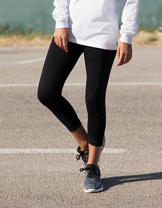 Leggings 3/4 mujer