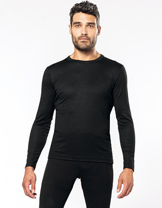 Camiseta interior manga larga