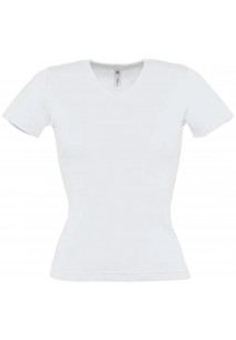 Camiseta Watch cuello de pico mujer