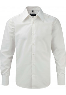 Camisa Tencel manga larga hombre
