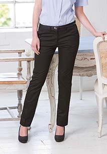 Pantalón chino 65/35 mujer