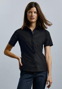 Camisa Ultimate Stretch manga corta mujer