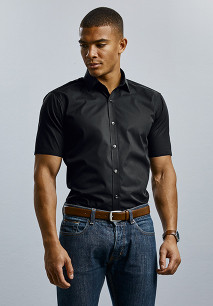 Camisa Ultimate Stretch manga corta hombre