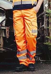 Pantalón Cargo de alta visibilidad