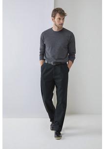 Pantalón chino con pinzas