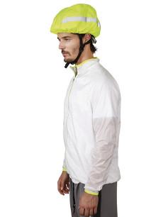 Funda casco reflectante