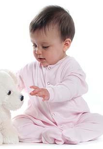 Pijama botones a presión Bebé