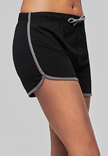 Shorts de deporte mujer