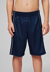 Shorts baloncesto niños